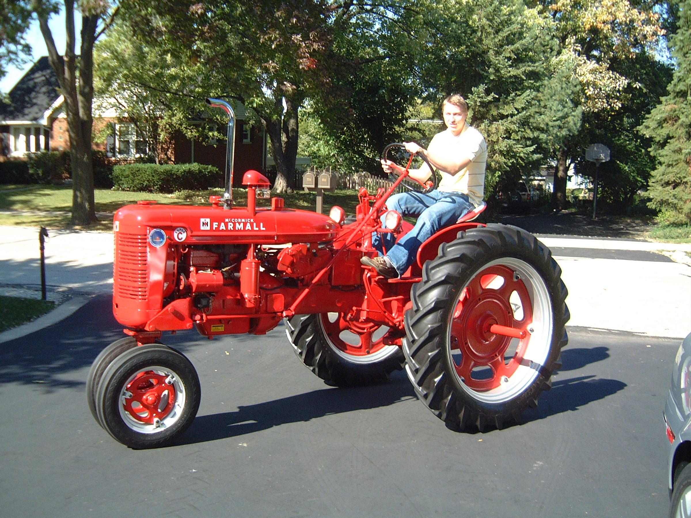 Show off your IH Tractors (showoffyourihtractors com
